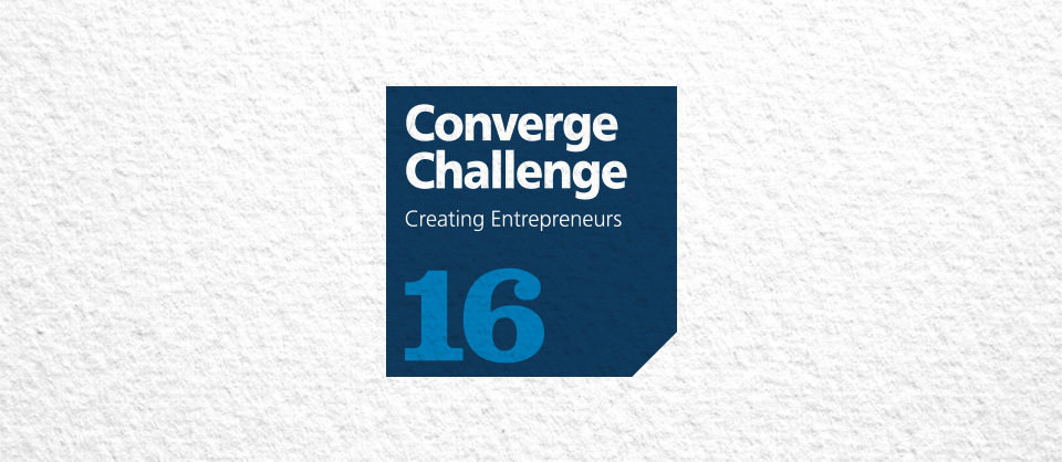 Converge Challenge logo for 2016